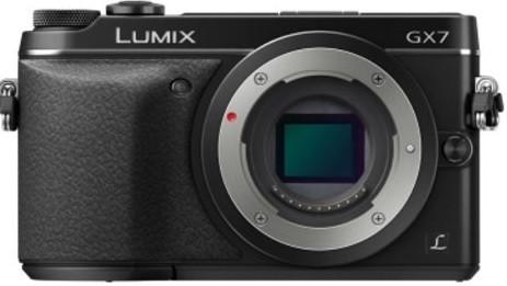 Panasonic Lumix DMC-GX7 zwart