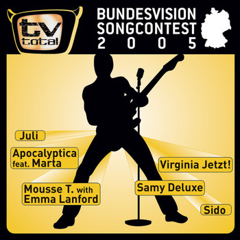 Various - TV Total - Bundesvision Song Contest 2005