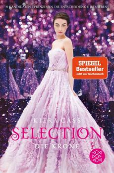 Selection - Die Krone - Kiera Cass  [Taschenbuch]