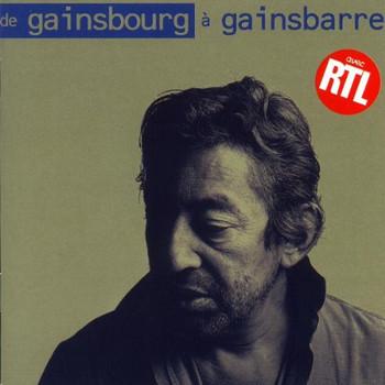 Serge Gainsbourg - De Gainsbourg a Gainsbarre