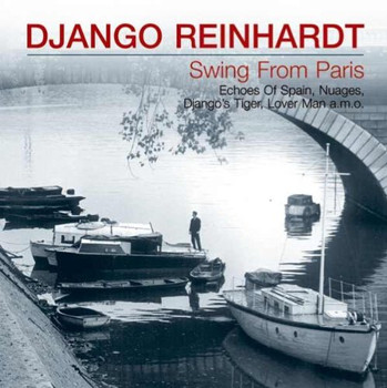 Django Reinhardt - Swing from Paris [UK-Import]
