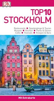 Top 10 Reiseführer Stockholm. mit Extrakarte und kulinarischem Sprachführer zum Herausnehmen [Taschenbuch]