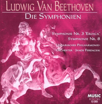 Hungarian Philharmonic Orchest - Die Sinfonien 3/8