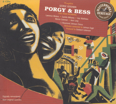 Various - Masterworks Heritage: Porgy And Bess [2 CDs]