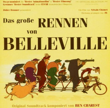 Ben  Charest - Das Grosse Rennen Von Belleville