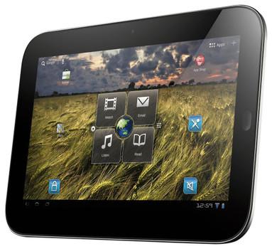 """Lenovo M718CGE Tablet K1 10,1"""" 16 Go [Wi-Fi] brun"""