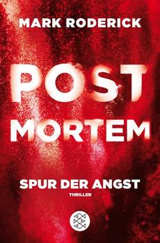 Post Mortem - Spur der Angst - Mark Roderick  [Taschenbuch]