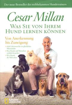 Hunde - Was Sie von Ihrem Hund lernen können - Cesar Millan [Gebundene Ausgabe]
