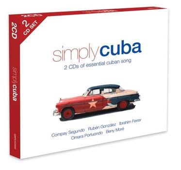 Various - Simply Cuba (2cd)