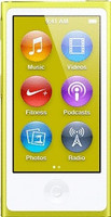 Apple iPod nano 7G 16GB giallo