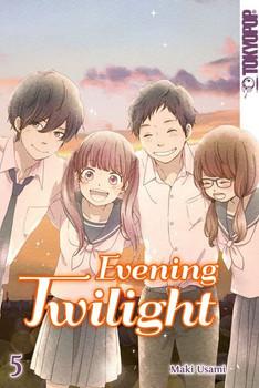 Evening Twilight 05 - Maki Usami  [Taschenbuch]