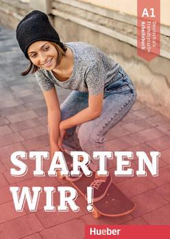 Starten wir! A1: Deutsch als Fremdsprache - Rolf Brüseke [Broschiert]