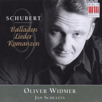 Oliver Widmer - Balladen, Lieder, Romanzen