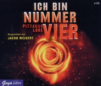 Jacob Weigert - Ich Bin Nummer Vier