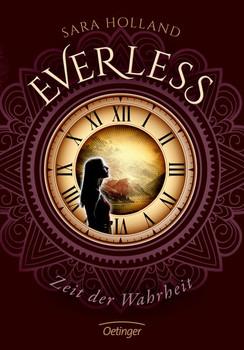 Everless. Zeit der Wahrheit - Sara Holland  [Gebundene Ausgabe]