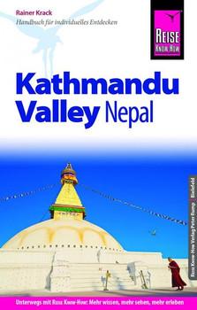 Reise Know-How Reiseführer Nepal: Kathmandu Valley - Rainer Krack  [Taschenbuch]