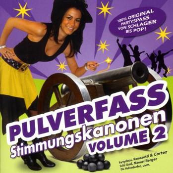 Various - Pulverfass Vol.2