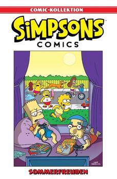 Simpsons Comic-Kollektion. Bd. 12: Sommerfreuden - Matt Groening  [Gebundene Ausgabe]