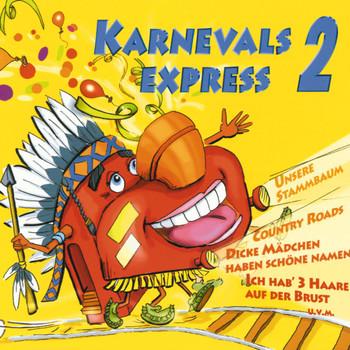 Various - Karnevalsexpress 2
