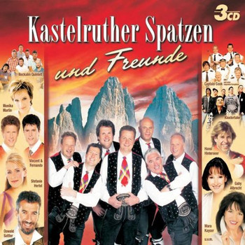 Various - Kastelruther Spatzen und Freunde
