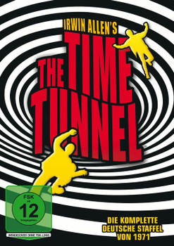 The Time Tunnel [4 Discs]
