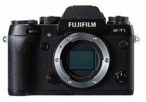 Fujifilm X-T1 noir
