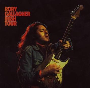 Rory Gallagher - Irish Tour - Tin-Box