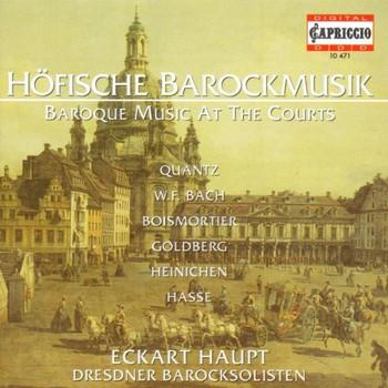 Eckart Haupt - Höfische Barockmusik