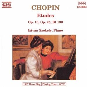 Chopin:Szekely Istvan - Etudes [Complete]