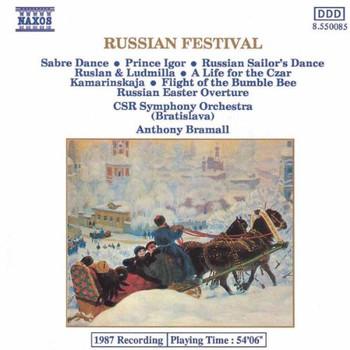 a. Bramall - Russisches Festival