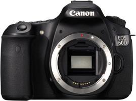 Canon EOS 60D body zwart