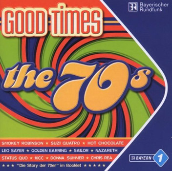 Various - Good Times the 70s