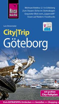 Reise Know-How CityTrip Göteborg. Reiseführer mit Stadtplan und kostenloser Web-App - Lars Dörenmeier  [Taschenbuch]