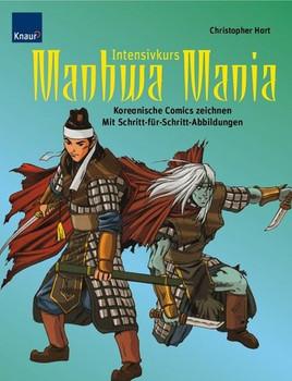 Intensivkurs Manhwa Mania - Christopher Hart