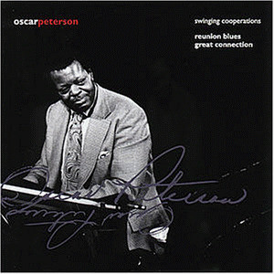 Oscar Peterson - Swinging Cooperations (Reunion