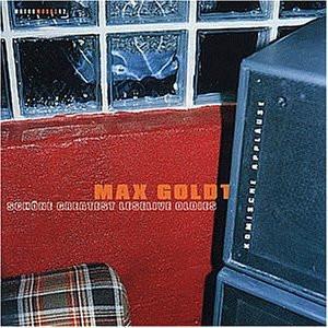 Max Goldt - Schöne Greatest Leselive Oldies