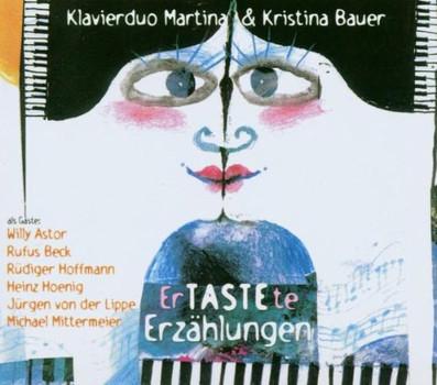 Klavierduo Martina & Kristina Bauer - Ertastete Erzählungen