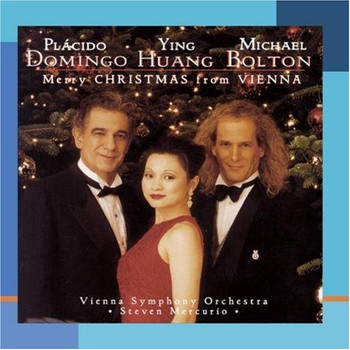 Domingo/Huang/Bolton - Merry Christmas from Vienna