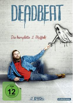 Deadbeat - Die komplette 2. Staffel [2 Discs]