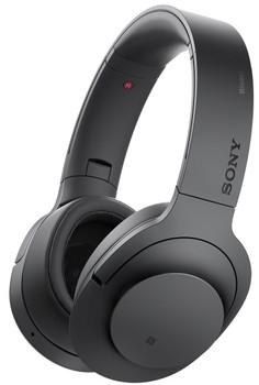 Sony h.ear on Wireless NC MDR-100ABN noir
