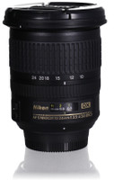 Nikon AF-S NIKKOR 10-24 mm F3.5-4.5 DX ED G 77 mm Objectif (adapté à Nikon F) noir