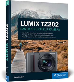 LUMIX TZ202. Das Handbuch zur Kamera - Jacqueline Esen  [Gebundene Ausgabe]