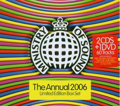Various - The Annual 2006 (Import Vers.)