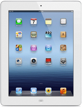 "Apple iPad 3 9,7"" 16 Go [Wi-Fi] blanc"