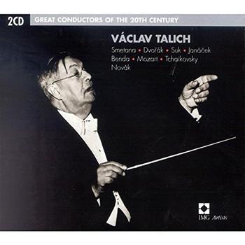 Talich - Sinfonien/Ma Vlast/+