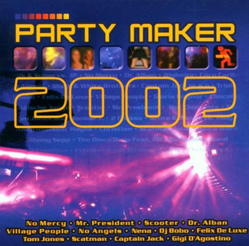 Various - Party Maker 2002