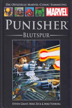 Die offizielle Marvel-Comic-Sammlung 8: Punisher: Blutspur - Steven Zeck [Gebundene Ausgabe]