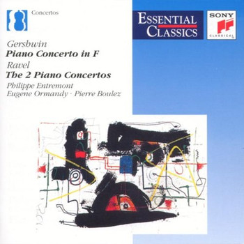 P. Entremont - GERSHWIN: Piano Concerto in F + RAVEL: The 2 Piano Concertos