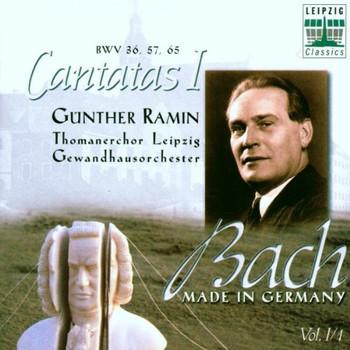 Thomanerchor - Bach - Made in Germany Vol. I / 1 (Kantaten)