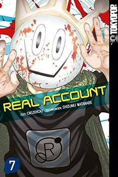 Real Account 07 - Okusho  [Taschenbuch]